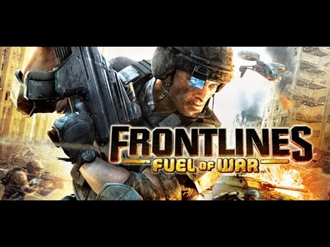 FrontLines Fuel of War: Pt.1 Major Crash! |