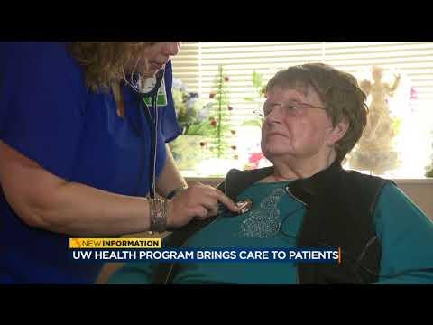 UW Health program brings care to patients