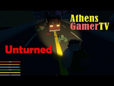 Unturned Ep#1 AthensGamerTV by Athens Thanakrit