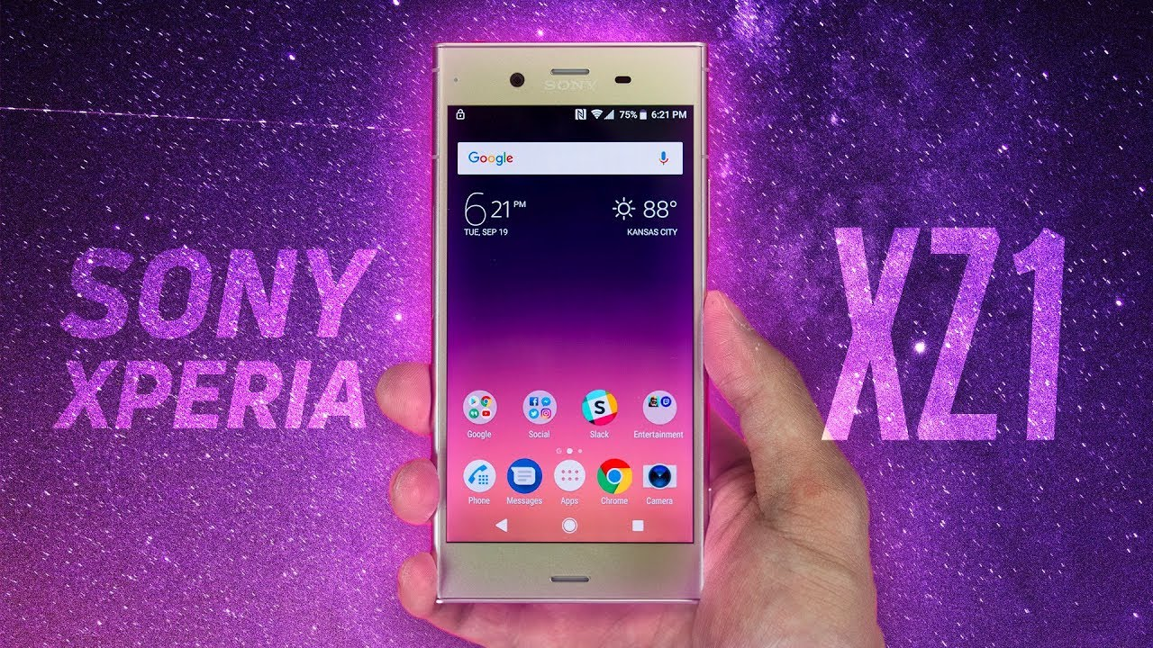 Cudowna Sony Xperia XZ1 Review - YouTube SN79