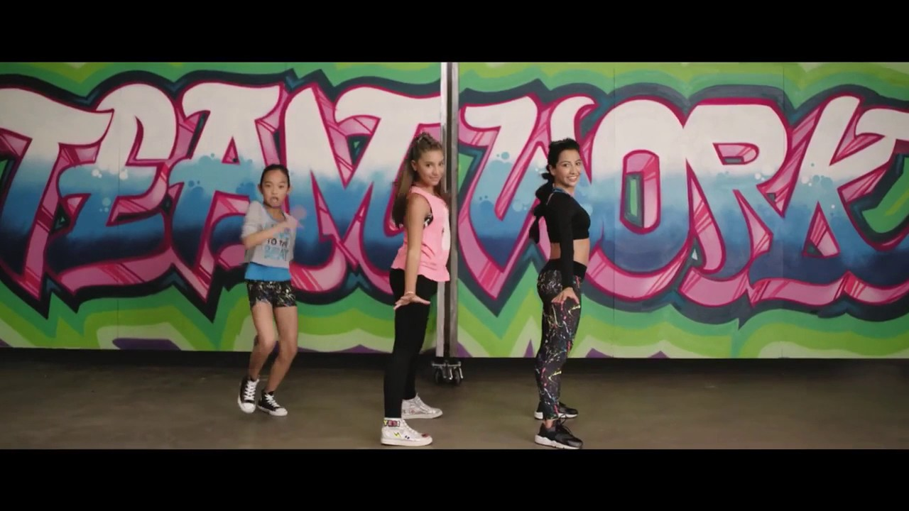 Mackenzie ziegler new song teamwork music video - YouTube