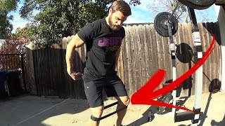 Squats - Quick Fix to Correct Knees Turning Inward