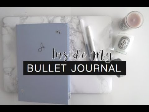 Medical Student Bullet Journal Tour and Tools | A Day in the Life of a Medical Student