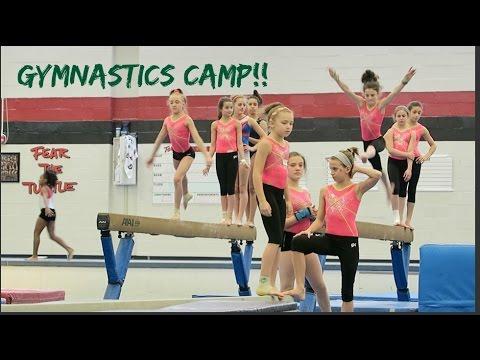 Gymnastics Camp! Find Sydney in a Sea of Coral!