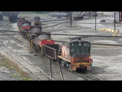CP 502 action, NS, CSX, CP, IHB, and Arcelor Mittal