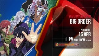 Watch Big Order (TV) Anime Trailer/PV Online