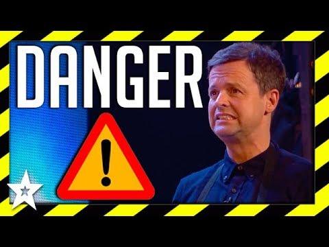 Most Dangerous Acts on Britains Got Talent 2018  Got Talent Global