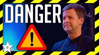 Most Dangerous Acts on Britain's Got Talent 2018 | Got Talent Global