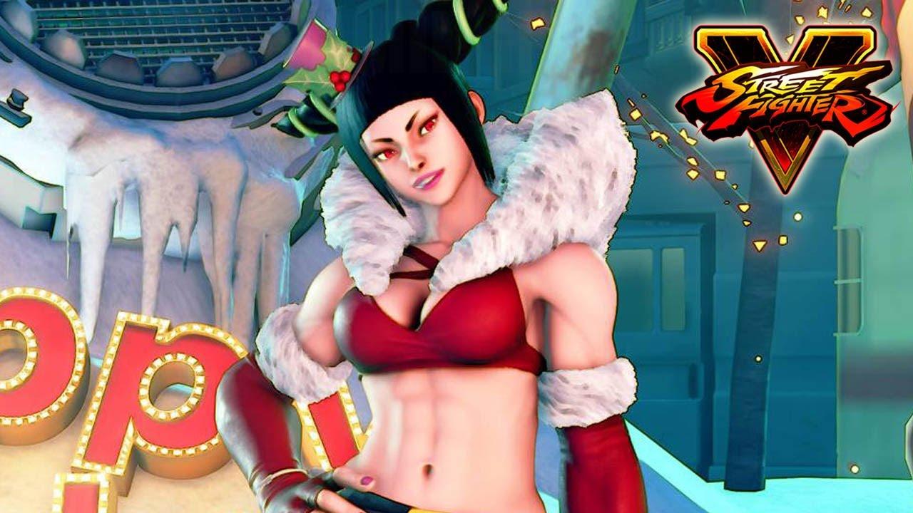 Sfv Christmas 2021 Street Fighter 5 Christmas Content Trailer 1080p 60ᶠᵖˢ Hd Youtube