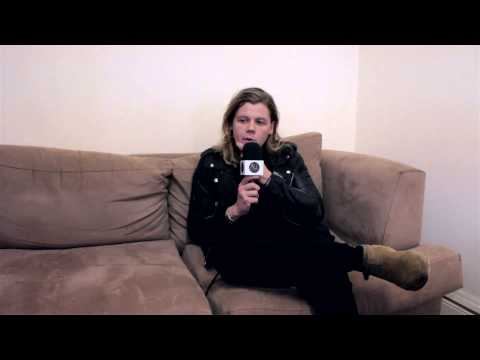 Conrad Sewell interview on Ed Sheeran and more with the AU review