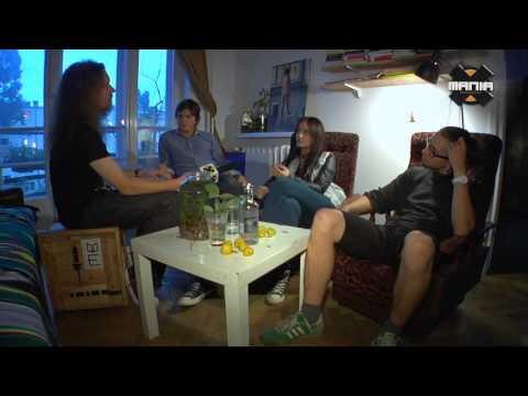 CITY OF MIRRORS: praca nad pierwszą EP-ką (www.xmania.tv)