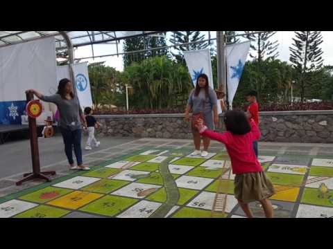 Life Size Snake And Ladder Game