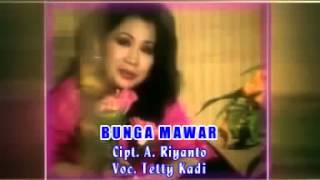 Bunga mawar - Tety Kadi / A.Riyanto