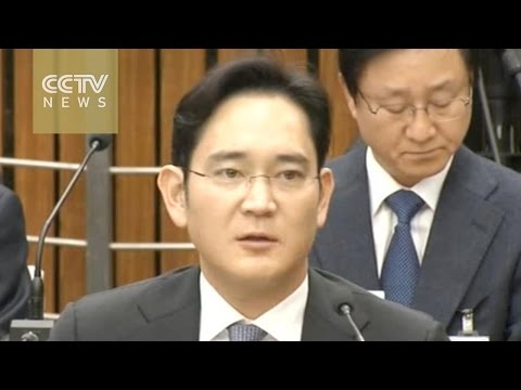 Samsung leader vows to avoid future scandal