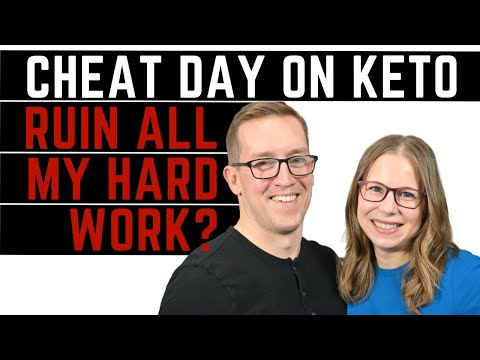 Does A Cheat Day On Keto Ruin All My Hard Work? | With Health Coach Tara & Jeremy | Keto Diet Tips