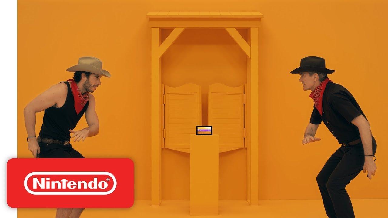 1-2 Switch - Nintendo Switch Presentation Trailer