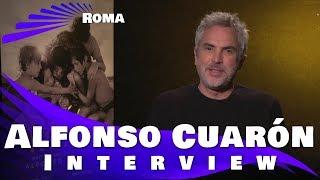 ROMA - ALFONSO CUARON INTERVIEW