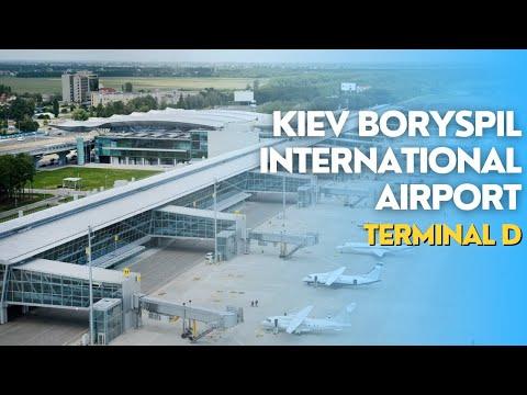 Doğuş İnşaat - Kiev Boryspil International Airport Terminal D