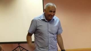 Встреча лидеров БНК с жителями Бобруйска