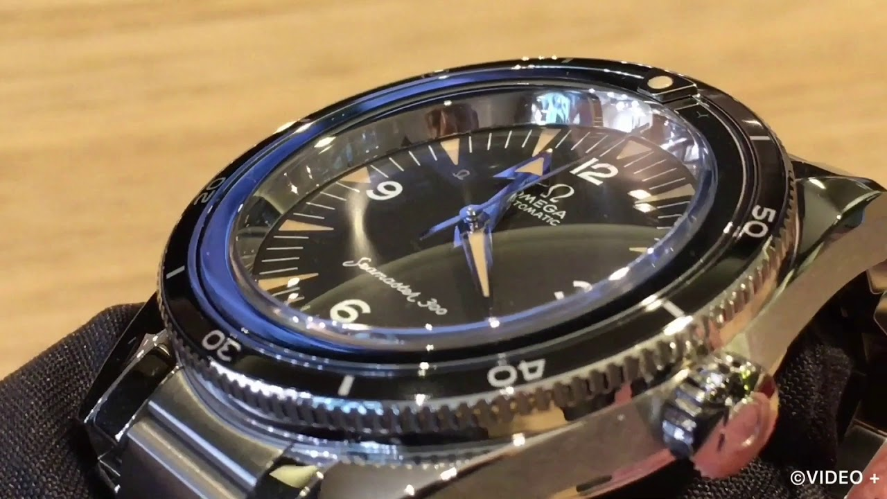 Discussion on this topic: The Seamaster 30060th Anniversary 39mm, the-seamaster-30060th-anniversary-39mm/