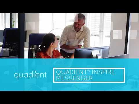 Quadient Inspire R12 Messenger