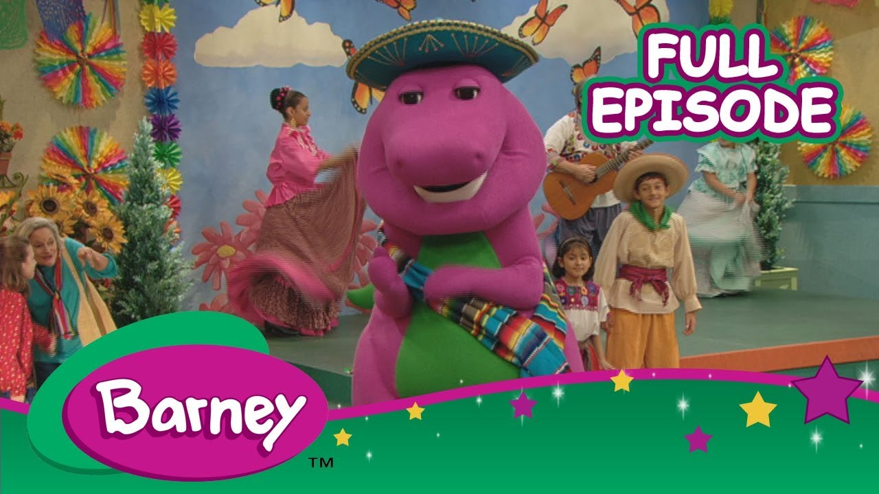 Barneys Around The World Adventure Part 2 Full Episode Youtube