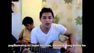 All of Me - (TAGALOG Version) John Legend GANDAAA!