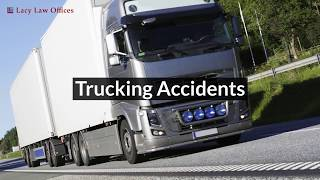 West Virginia Trucking Accident Attorney