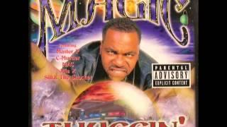 17. Magic feat. Ms. Peaches - Wanna Get Away
