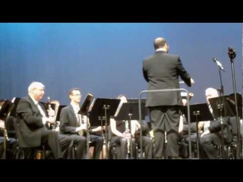 """Scenes from """"The Louvre"""", Manhattan Wind Ensemble, March 3, 2013"""