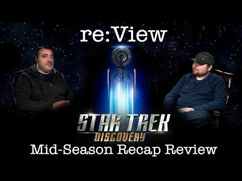 Star Trek Discovery mid-season - re:View