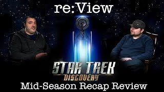 Star Trek Discovery mid-season - re:View