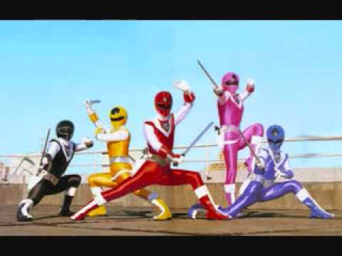 Hikari Sentai Maskman (Instrumental)