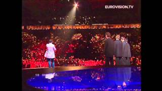 Chris Doran - If My World Stopped Turning (Ireland) 2004 Eurovision Song Contest