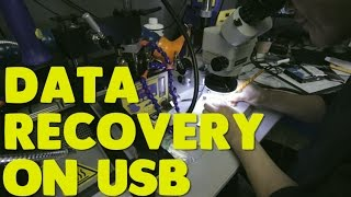 different ways to recovery data from dead or broken USB flash drives