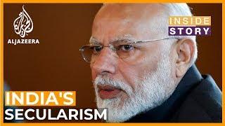 Is Narendra Modi undermining secularism in India?
