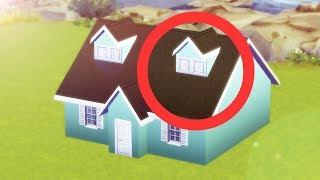 TUTORIAL | Cómo construir tejados en Los Sims 4