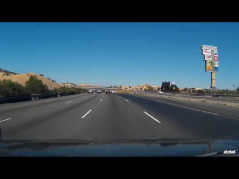 Napa to Davis CA | The 50 50 Challenge Dashcam