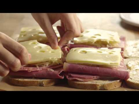 How to Make a Grilled Reuben Sandwich | Sandwich Recipe | Allrecipes.com