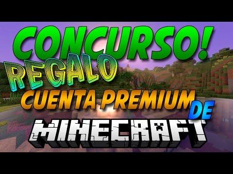 CONCURSO!! | CUENTA PREMIUM DE MINECRAFT (Cerrado)