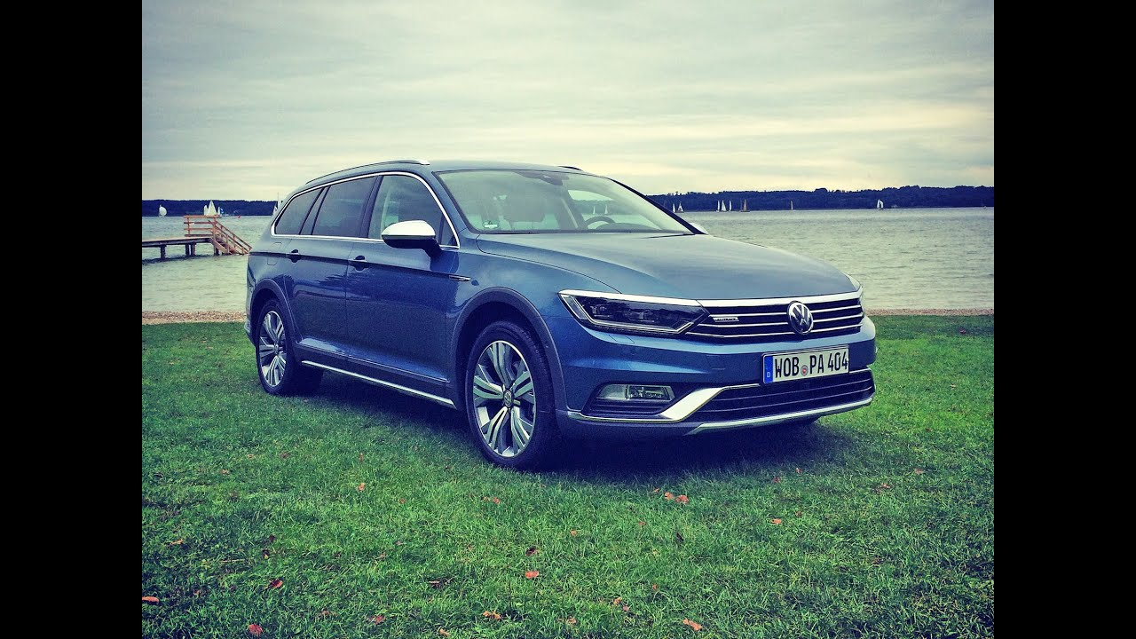 vw passat alltrack 2016 fahrbericht test volkswagen. Black Bedroom Furniture Sets. Home Design Ideas