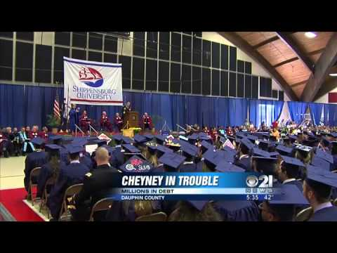 Auditor General paints bleak pictures for Cheyney University