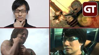 Thumbnail für SPINNER HIDEO KOJIMA: Braucht Metal Gear diesen Irren? - GT-Talk #15