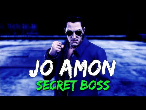 Yakuza 6: The Song of Life - Secret Boss: Jo Amon (LEGEND)