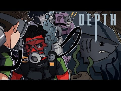 DANGER IN THE DEEP! | Depth (w/ Ohmwrecker & Gorillaphent)