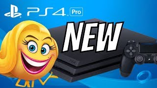 "NEW PS4 PRO RELEASED ""SECRETLY"" CUH -720 CUH-216B"