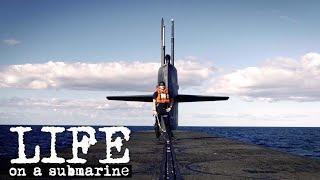 Life on a U.S. Navy Submarine