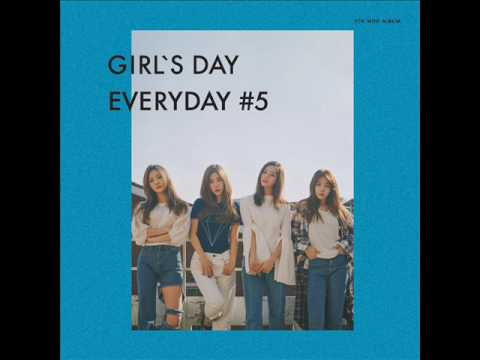 GIRL'S DAY (걸스데이) - Don`t Be Shy (MP3 Audio) [GIRL'S DAY EVERYDAY #5]