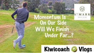Golf Course Vlog - Kiwicoach Preps For Japan Episode 2 Part 2 (Kiwicoach Course Vlog)