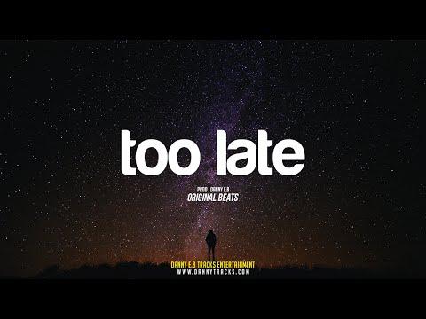 """Too late"" - Smooth R&B Piano x Guitar Instrumental (Prod. Danny E.B)"